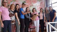 Estudantes de Agronomia realizam trote solidário e RFCC recebe mais de 100 mechas de cabelo